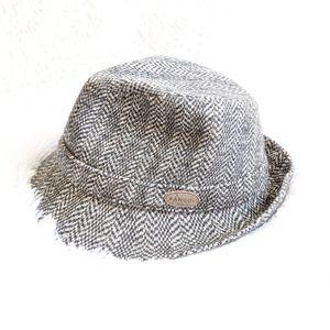 KANGOL wool fedora hat